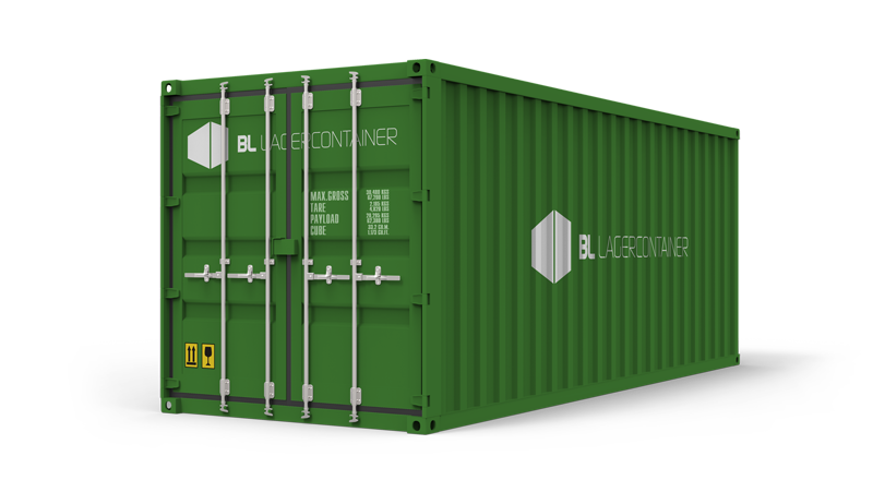 BL Lagercontainer